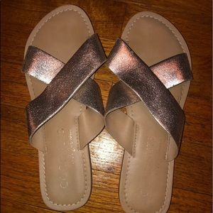 Sandals from boutique